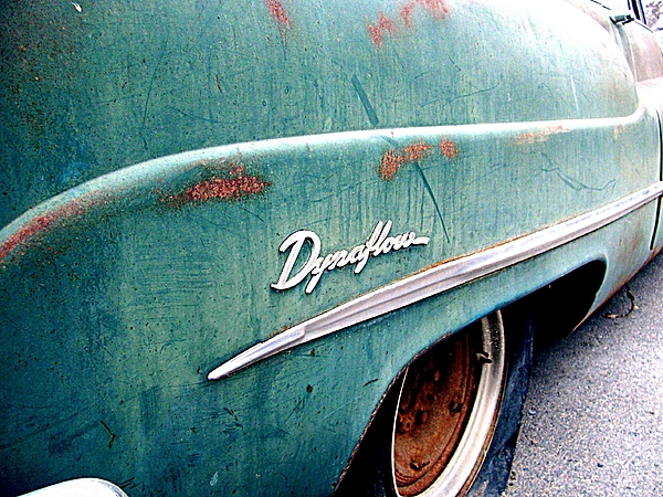 Classic Photograph - Dynaflow Blues by Kevin D Davis