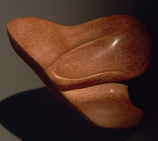 Sculpture Sculpture - Earth Work by Lonnie Tapia