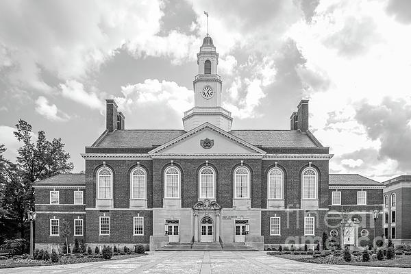 Eastern Kentucky University Photograph - Eastern Kentucky University Keen Johnson Building by University Icons