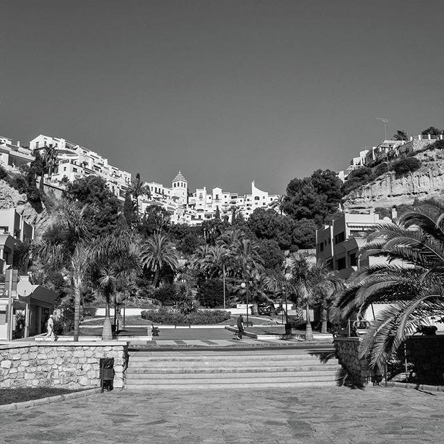 Mediterranean Photograph - El Capistrano, Nerja by John Edwards