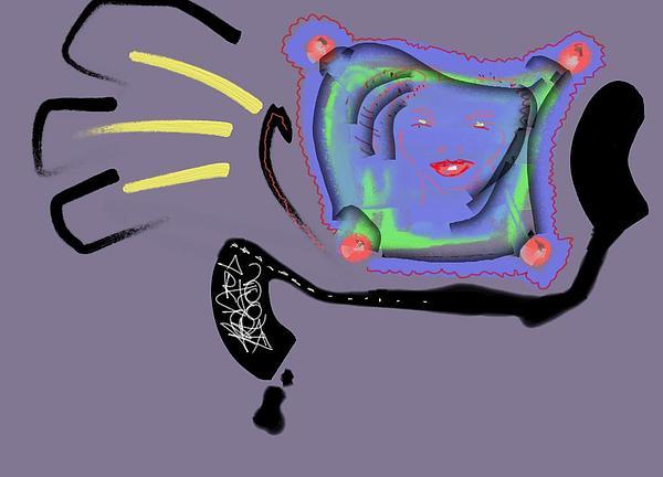 Love Digital Art - Elan by Silvin White