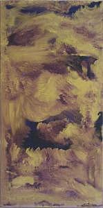 Entre Vents Et Marees Lespace Qui Separe 2003 Painting by Annick Gauvreau