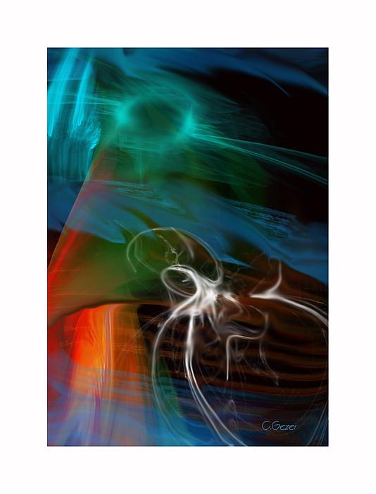 Fantasy Digital Art - Epizod by Gezer Coskun