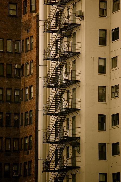 Buildings Photograph - Escape by Tess Haun