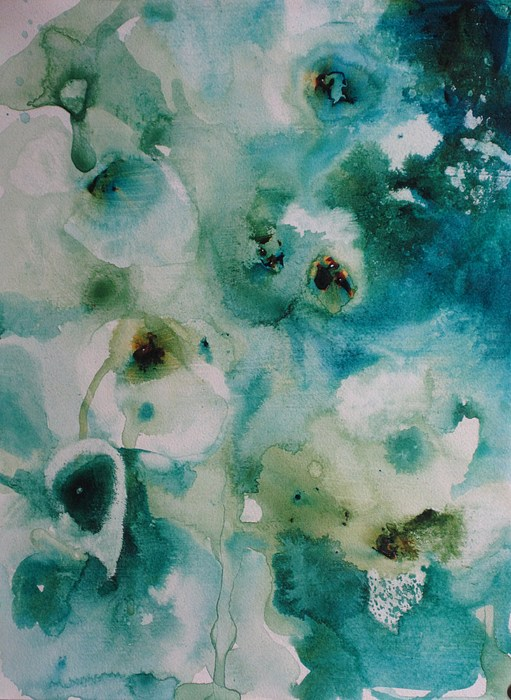 Floral Painting - Essence Of Flower by Elizabeth Carr
