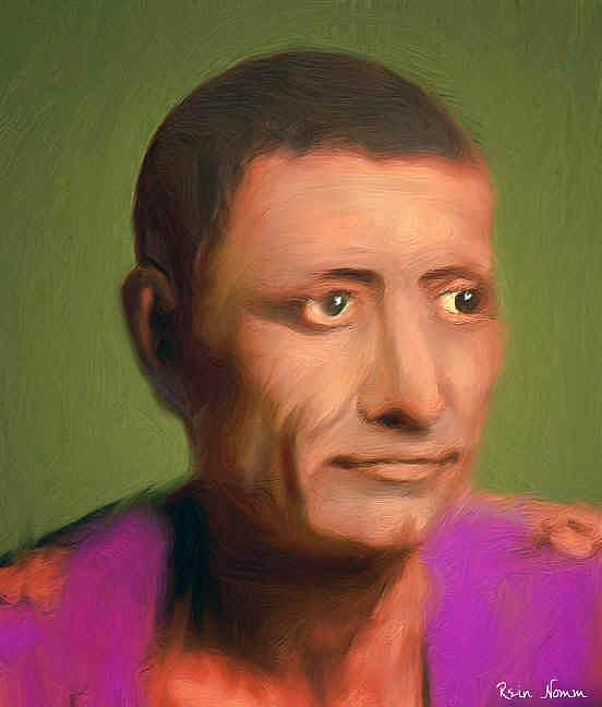 Et Tu Julius Digital Art by Rein Nomm