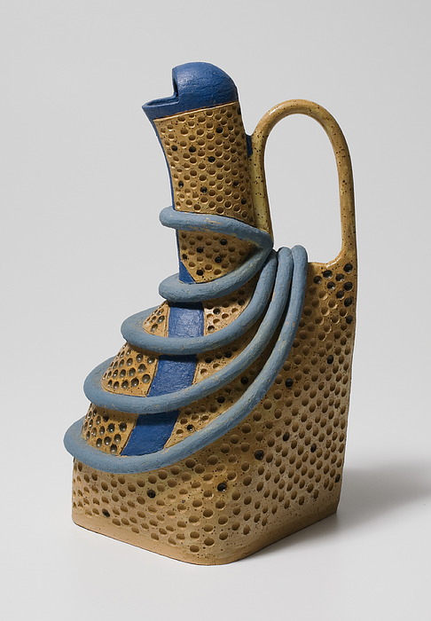 Clay Ceramic Art - Eve by Jason Galles