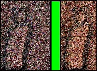 Future Painting - Evolution Machine by Peter Schwartz