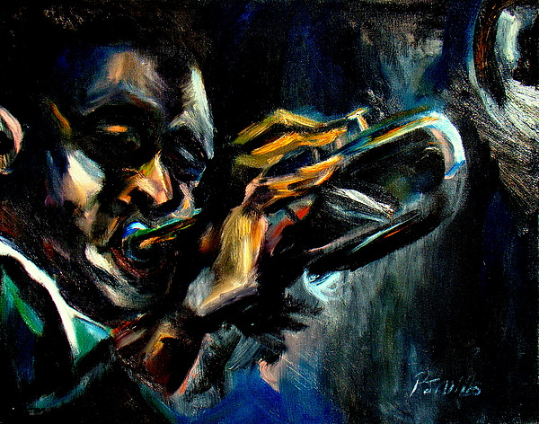 Musical Painting - Expressing Emotion by Patrick Mills