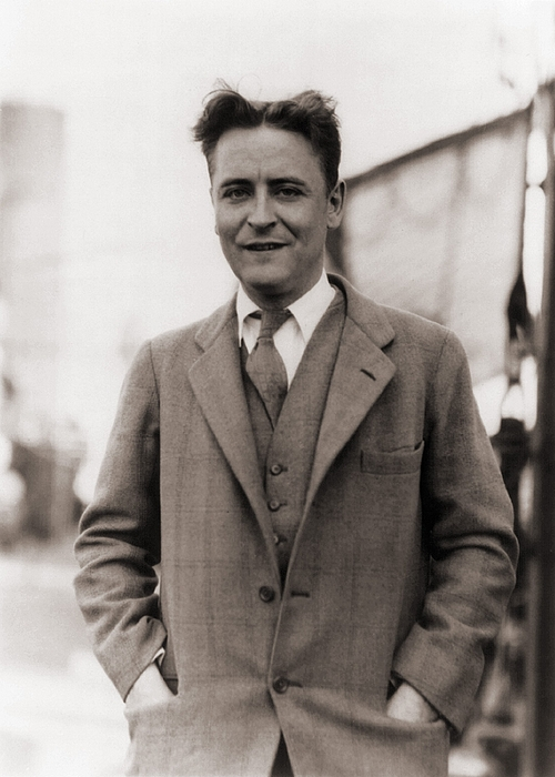 History Photograph - F. Scott Fitzgerald, 1896-1940 In 1928 by Everett