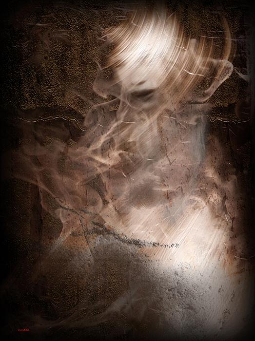 Fading Project 2 -olsen Olsen- Digital Art by Gianmario Masala