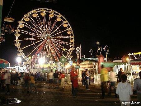 Fair 2006 Photograph by Megan Hunter