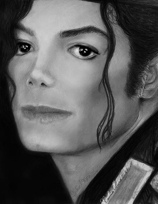 Mj Drawing - Fall Again I I Or Two by Carliss Mora