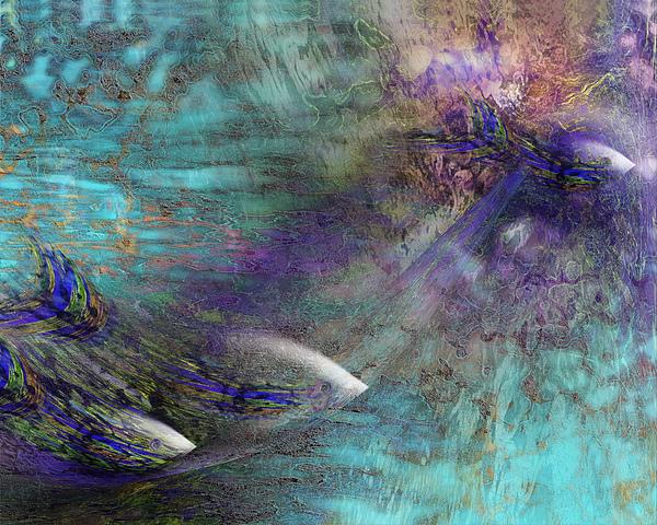 Fantasy Fish Digital Art by Gae Helton
