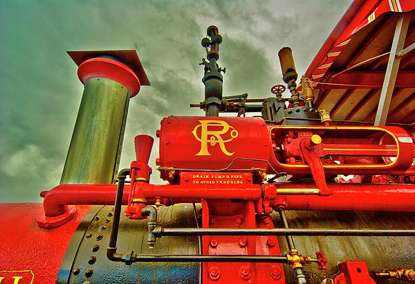 Machinery Photograph - Farm Ready by Dale Stillman