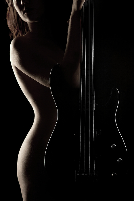 Bass Photograph - Femi-bass by Dario Infini