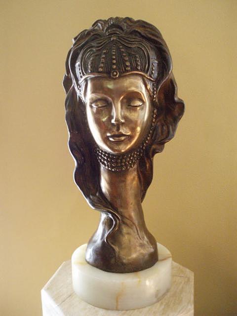 Sculpture Sculpture - Femme Nouveau by Mari Sanchez