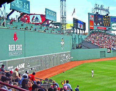 Red Sox Photograph - Fenway by Suerae Stein