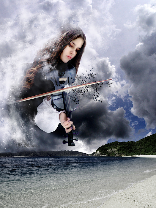 Julie L Hoddinott - Fiddling up a Storm