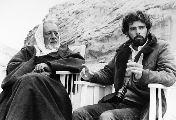 1977 Photograph - Film: Star Wars, 1977 by Granger