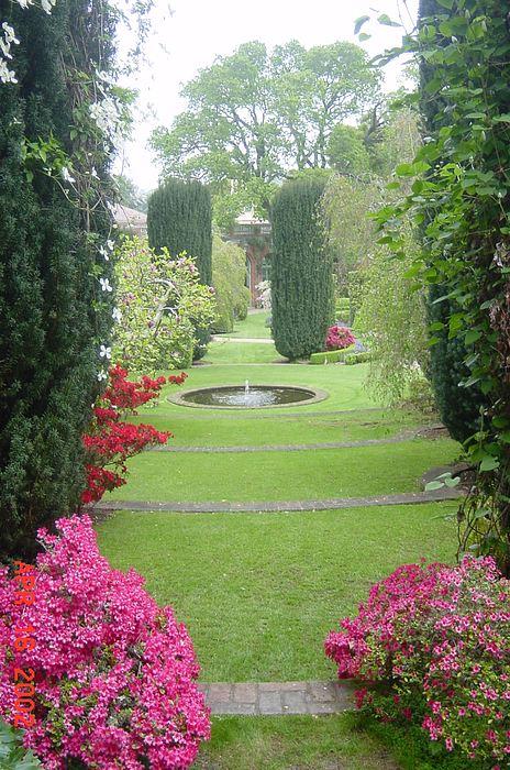 Flowers Photograph - Filoli Gardens by Shelley Capovilla