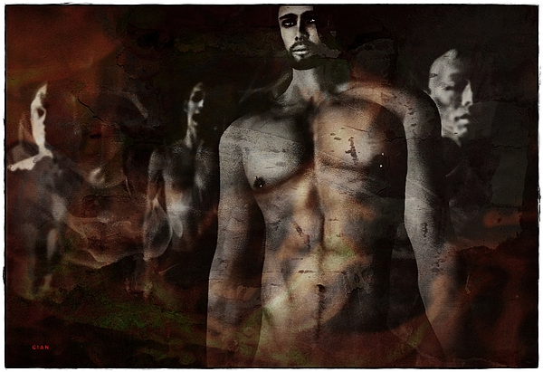 Digital Digital Art - Fire Walks With Me by Gianmario Masala