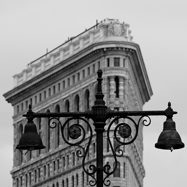 New York Photograph - Flatiron Building New York by Andrew Fare