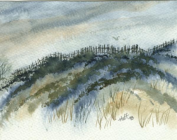 Sky Painting - Flight by Denise   Hoff