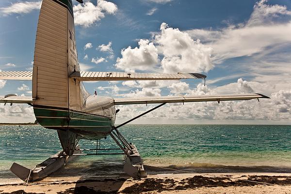 Florida Keys Photograph - Florida Keys Seaplane by Patrick  Flynn