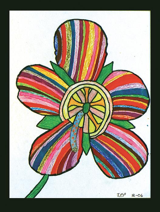 Flower Mixed Media - Flower by Jeffrey Peterson