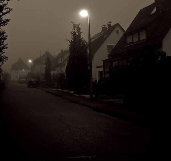 Fog Photograph - Foggy Morning by Richard Pierce