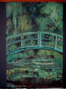 For Monet Mixed Media by Charles De SanJuan
