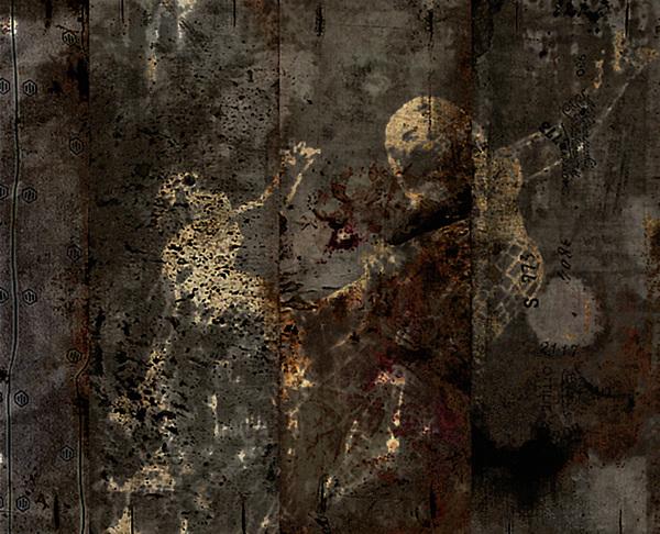 Forestjump Digital Art by Maciek Ratajczak