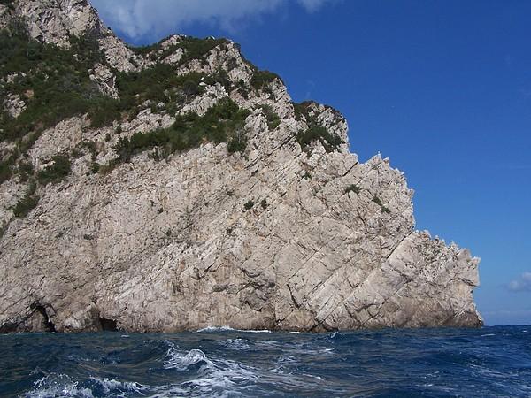 Capri Photograph - Forty-five Degrees by Adam Schwartz