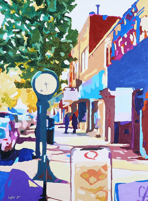 Bobby Logic - Franklin Street Chapel Hill