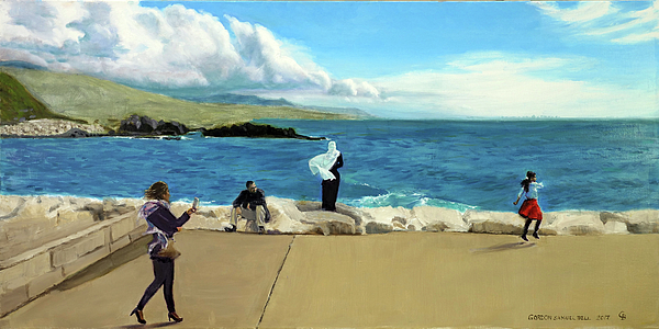 Lebanon Painting - Freedom by Gordon Bell