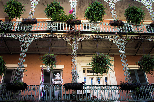 New Orleans Photograph - French Quarter by Craig Sparks