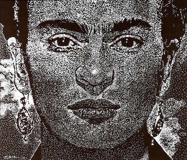 Frida Khalo Painting - Frida Khalo by Max Eberle