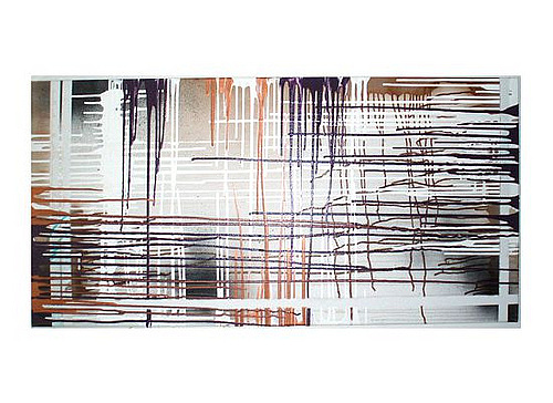 Drips Painting - From One Extreme To The Other by Kristin Miller