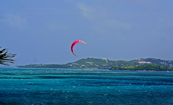 Vacation Photograph - Fun In St. Croix by Martin Morehead