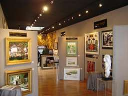 Art Gallery Photograph - Gallery Offerings by Sunflower Art Galleries
