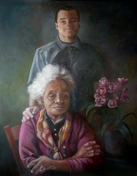 Generations Painting by Gwen Robinson