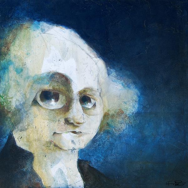 George Painting - George by Kurt Riemersma