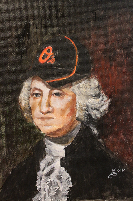 Acrylic Painting - Georges Cap by Kim Selig