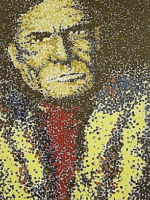Geronimo Painting - Geronimo by Kevin Heaney