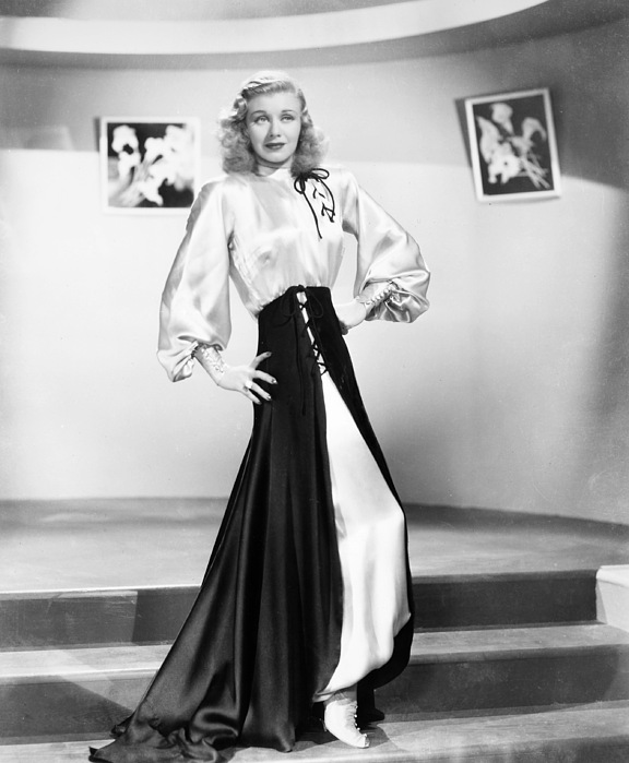 Ginger Rogers 1911 1995 Photograph By Granger