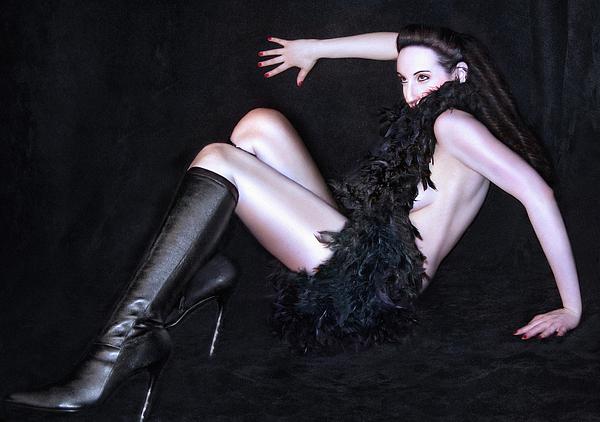 Glamor Photograph - Glam by Jaeda DeWalt