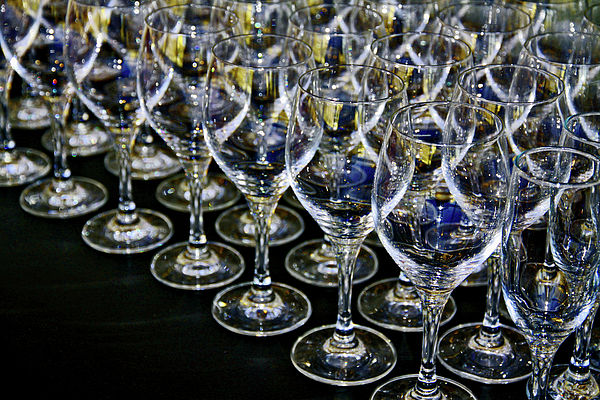 Flute Photograph - Glass Soldiers by Stephen Mitchell