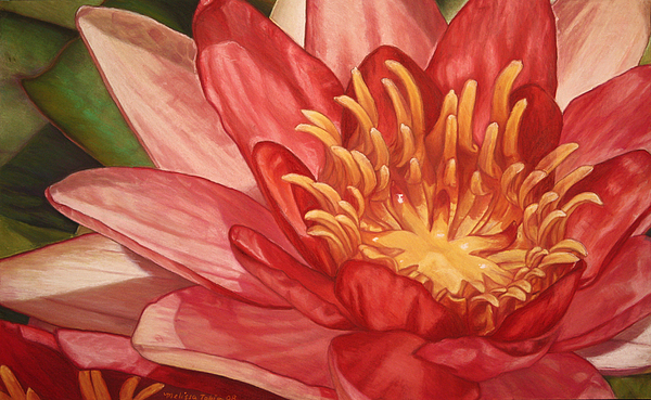 Botanical Painting - Glorious by Melissa Tobia