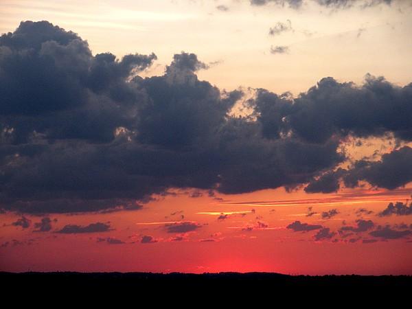 Sunset Photograph - Gods Art by Jeanette Oberholtzer
